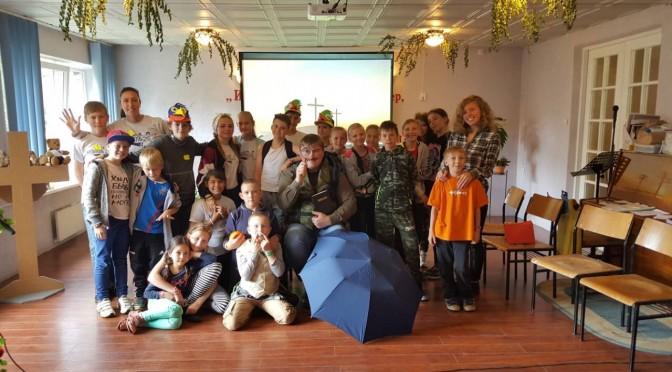 Детский лагерь в Валга