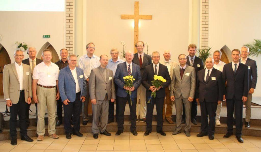 Отчетно-выборная конференция Эстонского союза ЕХБ